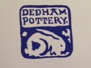 The Dedham Pottery and the Earlier Robertson's Chelsea Potteries by Lloyd E. Hawes, M.D.