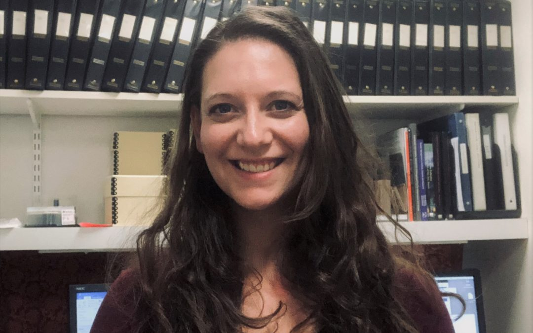 Rebecca Carpenter Joins DHSM as New Archivist