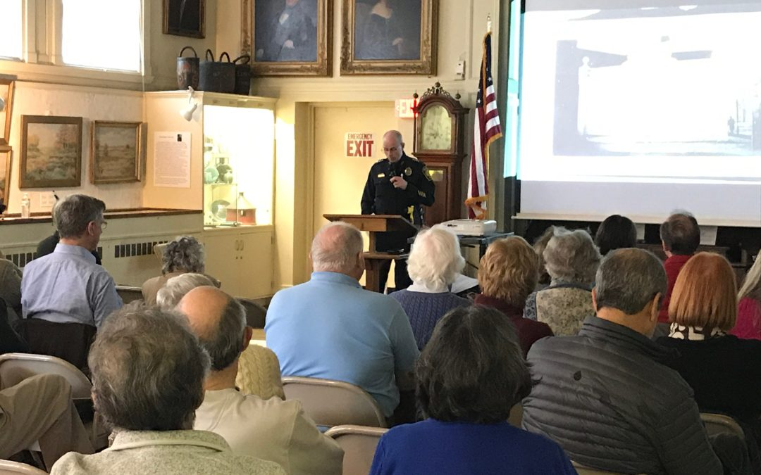 WWI Presentation; DHSM Lecture Series