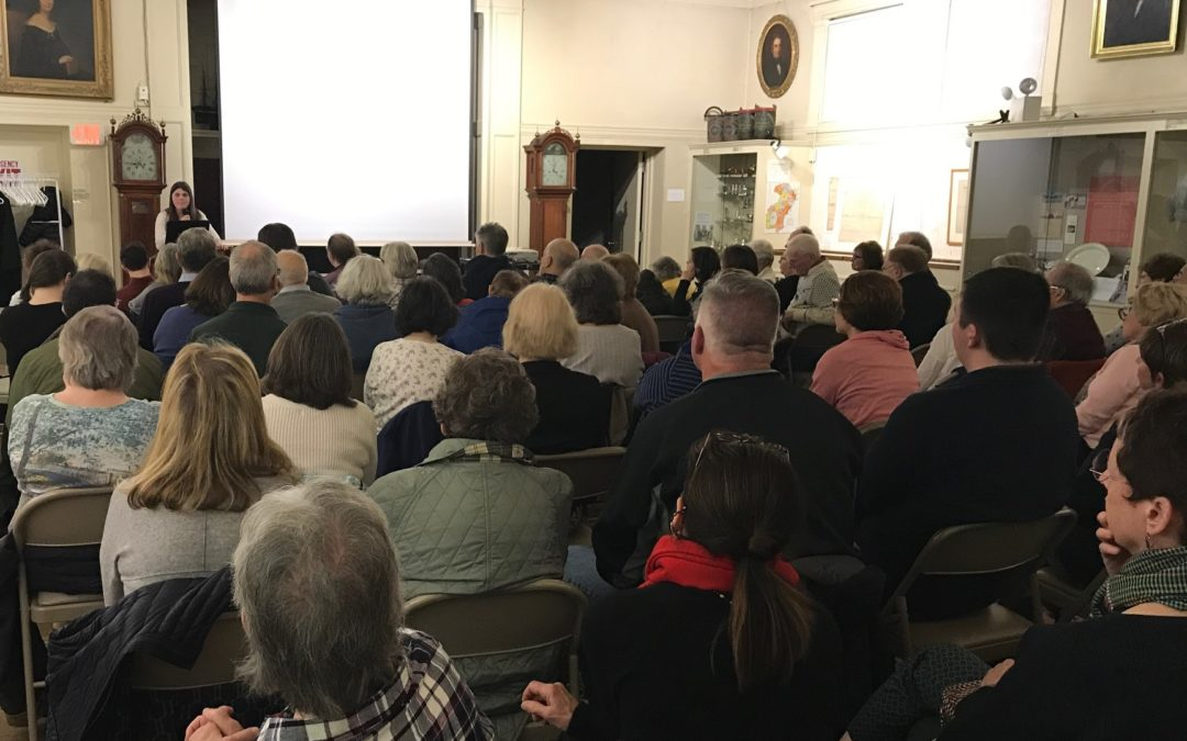 Annual Meeting Has Record Attendance