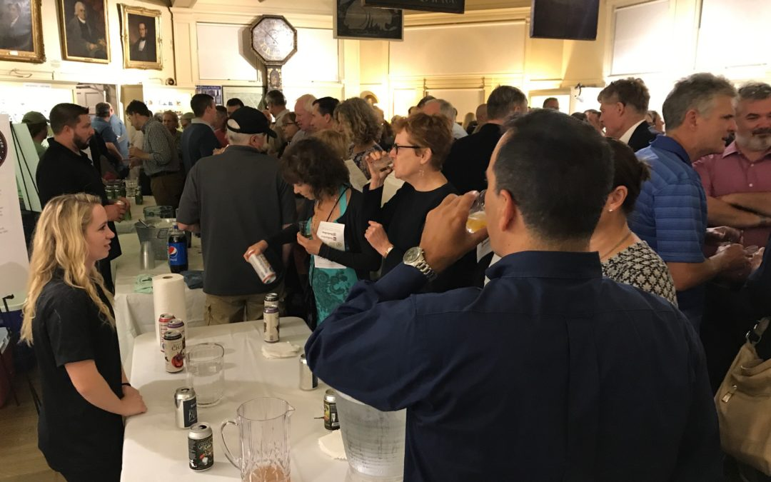 Tavern Night Opened to Sold Out Crowd