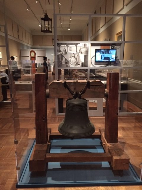 Paul Revere Bell Loaned for Traveling Exhibit