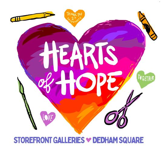 HEARTS-OF-HOPE-Cut-Outs.By Peter Reynolds.